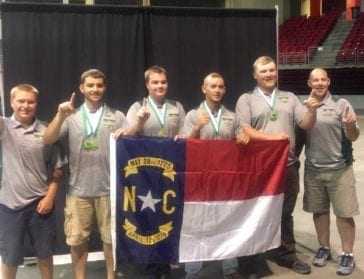 NC 4-H Shooting Sports Team